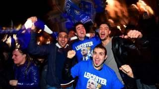 Premier League Leicester City Mistrzostwo