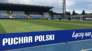 Stal Mielec - Lech Poznań Puchar Polski mecz