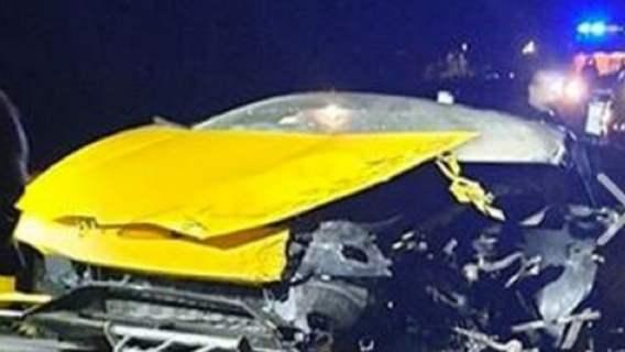 Polski gwiazdor roztrzaskał auto warte ponad milion złotych. Znamy szczegóły wypadku