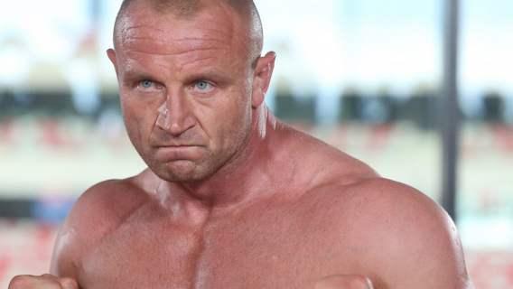 Mariusz Pudzianowski wyzwał na pojedynek jednego z najsilniejszych ludzi świata.