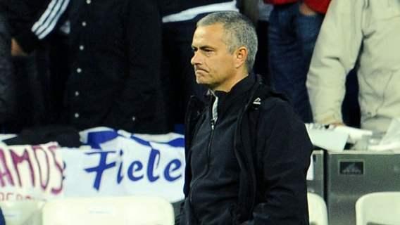 Jose Mourinho Real Madryt Liga Mistrzów