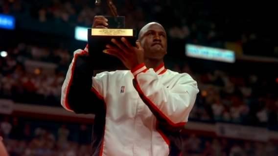 Michael Jordan Oczy