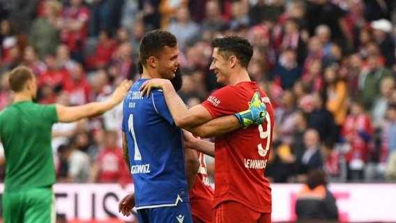 Union Berlin - Bayern Monachium. Gdzie oglądać na żywo, transmisja live, stream