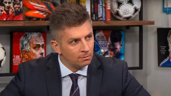 Mateusz Borek nie wytrzymał. Zaczął radzić Piątkowi, jak ten ma grać w piłkę. Dziennikarz ma rację?