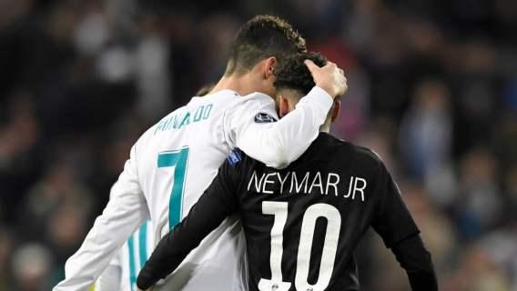 Neymar Ronaldo Juventus