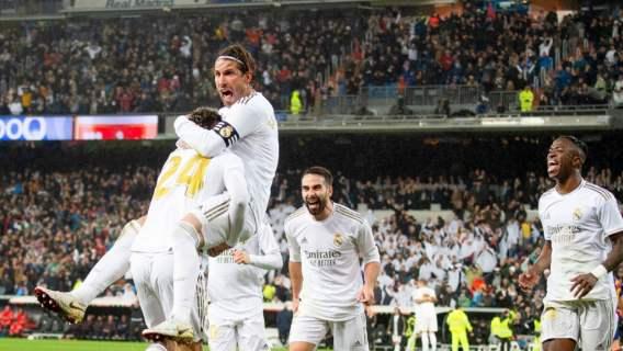 Liga hiszpańska powrót