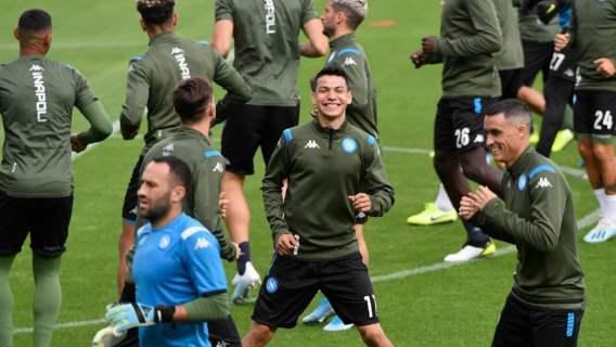 Napoli Lozano transfer