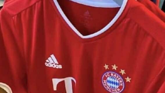 Bundesliga nowe stroje Bayernu
