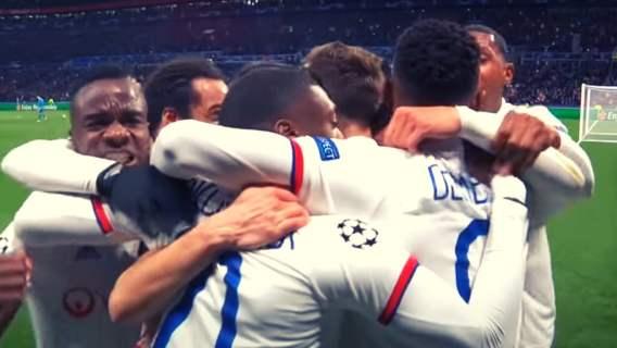 Liga Mistrzów Lyon