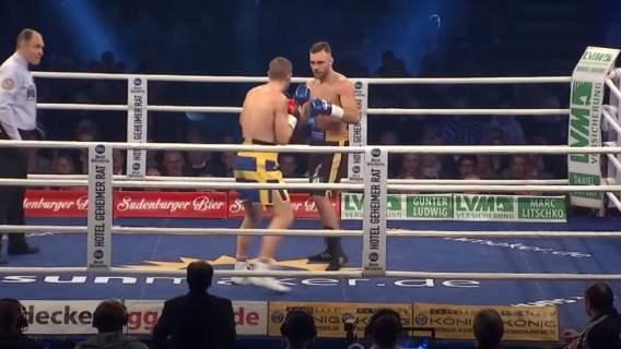 boks mistrz zatrzymał złodzieja