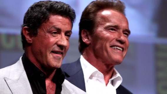 72-letni Arnold Schwarzenegger pokazał co potrafi. Sylvester Stallone może tylko pozazdrościć (WIDEO)