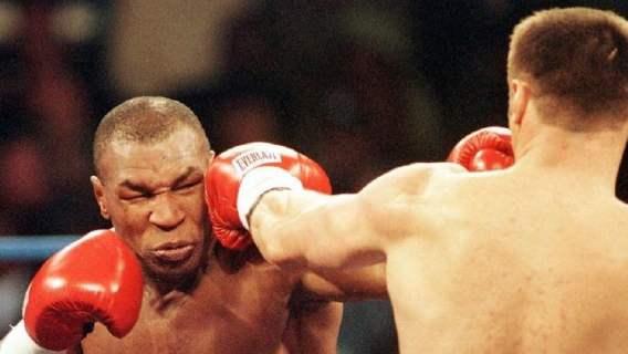 Gołota wystąpi w rewanżu z Tysonem?
