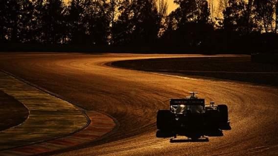 Bolid Williams Racing