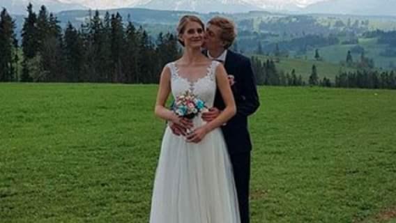 Żona Dawida Kubackiego podzieliła się z kibicami radosną informacją. Gratulujemy