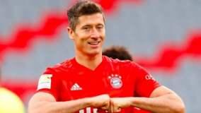 Bundesliga Robert Lewandowski rekord 31 lat