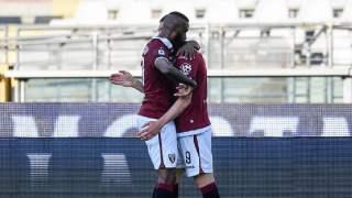 Czarnoskóry piłkarz Torino