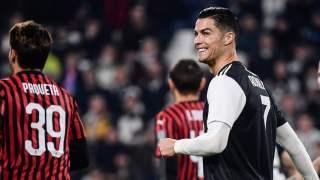 Serie A powrót Milan Juve