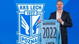 Lech Poznań nowy bramkarz
