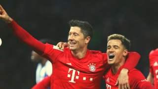 Bayern Monachium Coutinho