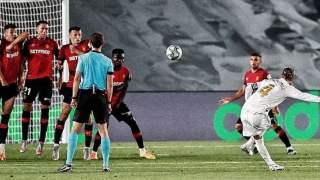 Sergio Ramos obrońca
