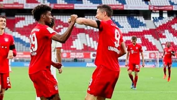 Bayern Monachium - Borussia Mönchengladbach. Gdzie oglądać