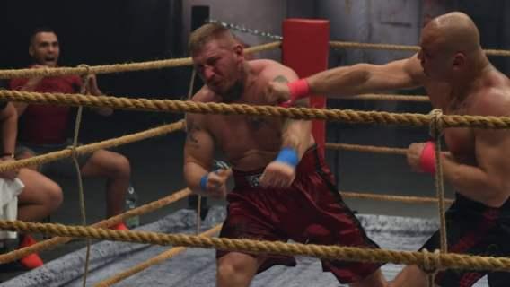 Tyson wygrał turniej walk na gołe pięści. Jego przeciwnicy padali jak muchy