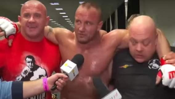 Pudzianowski w końcu przerwał milczenie. Wyznał całą prawdę przed tysiącami fanów