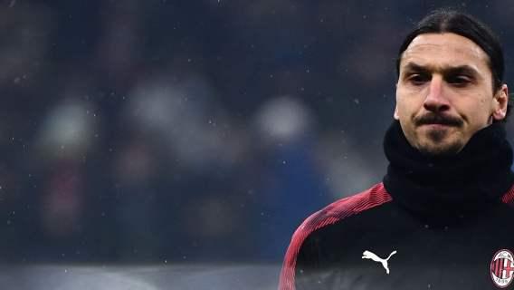 Zlatan Ibrahimović nie wytrzymał. Wtargnął do szatni AC Milanu i zaatakował pracodawcę na oczach innych graczy