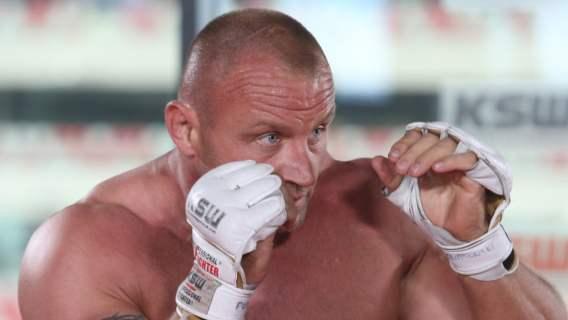 Mariusz Pudzianowski brat walka