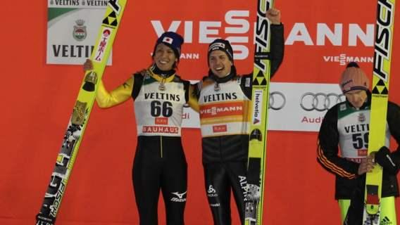 Skoki narciarskie Ammann Polityka