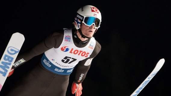 Adam Małysz Robert Mateja skoki narciarskie