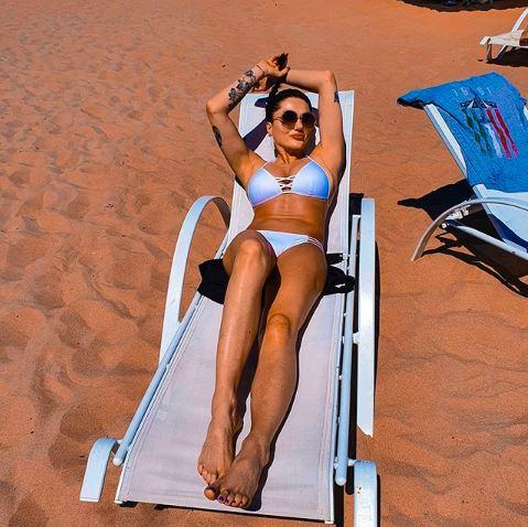 Ewa brodnicka plaża