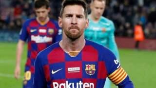 Leo Messi Inter Mediolan
