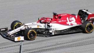 Alfa Romero Racing Orlen
