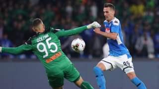 Gdzie oglądać mecz Atalanta - Napoli?
