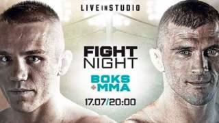 Boks MMA