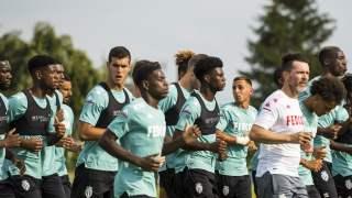AS Monaco trening