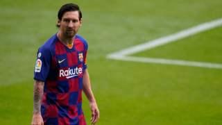 Leo Messi krytyka