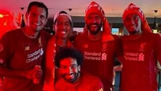 Premier League Fabinho złodzieje