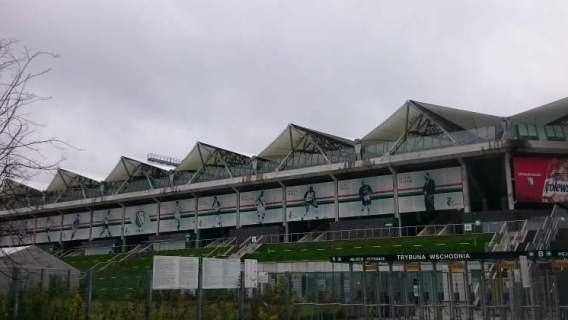 Legia Warszawa Radomiak Radom stadion