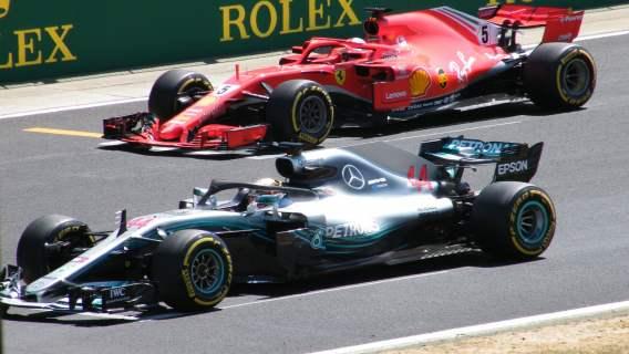 Formula 1 transmisja