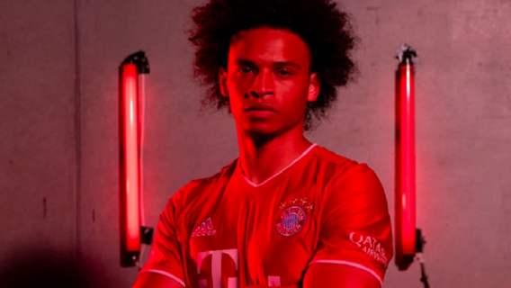 Leroy Sane Bayern Monachium