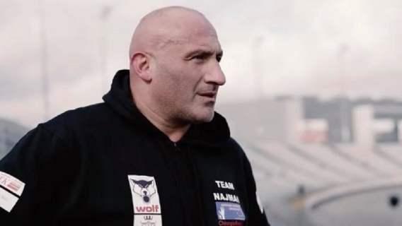Marcin Najman błaga kibiców. Porównali go do innego sportowca.