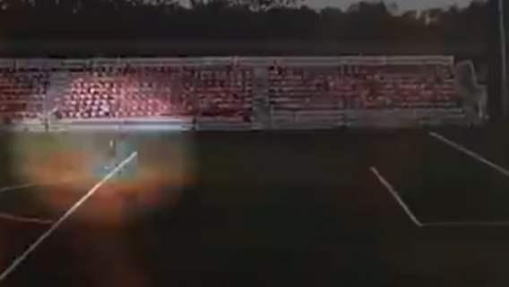 Nagrano moment, w którym piorun uderza w 16-letniego chłopaka. Filmik wywołuje ciarki (WIDEO)