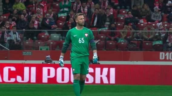 Artur Boruc Legia