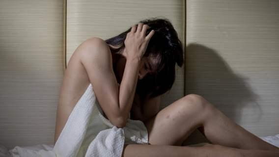 Gwałt Australijka