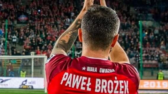 Paweł Brożek Barcelona