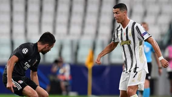 Kapitalny gol Ronaldo i pościg Juventusu. Wielkie emocje w Lidze Mistrzów (WIDEO)