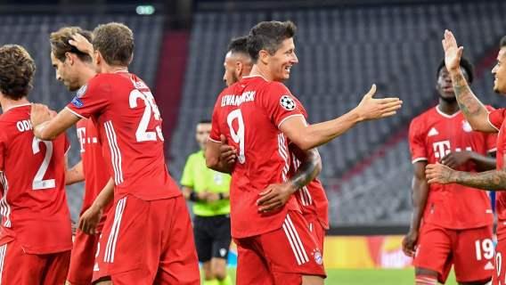 Gdzie oglądać Bayern - Barcelona?
