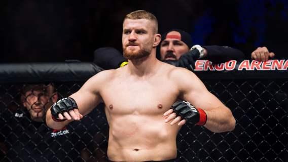 Jan Błachowicz UFC